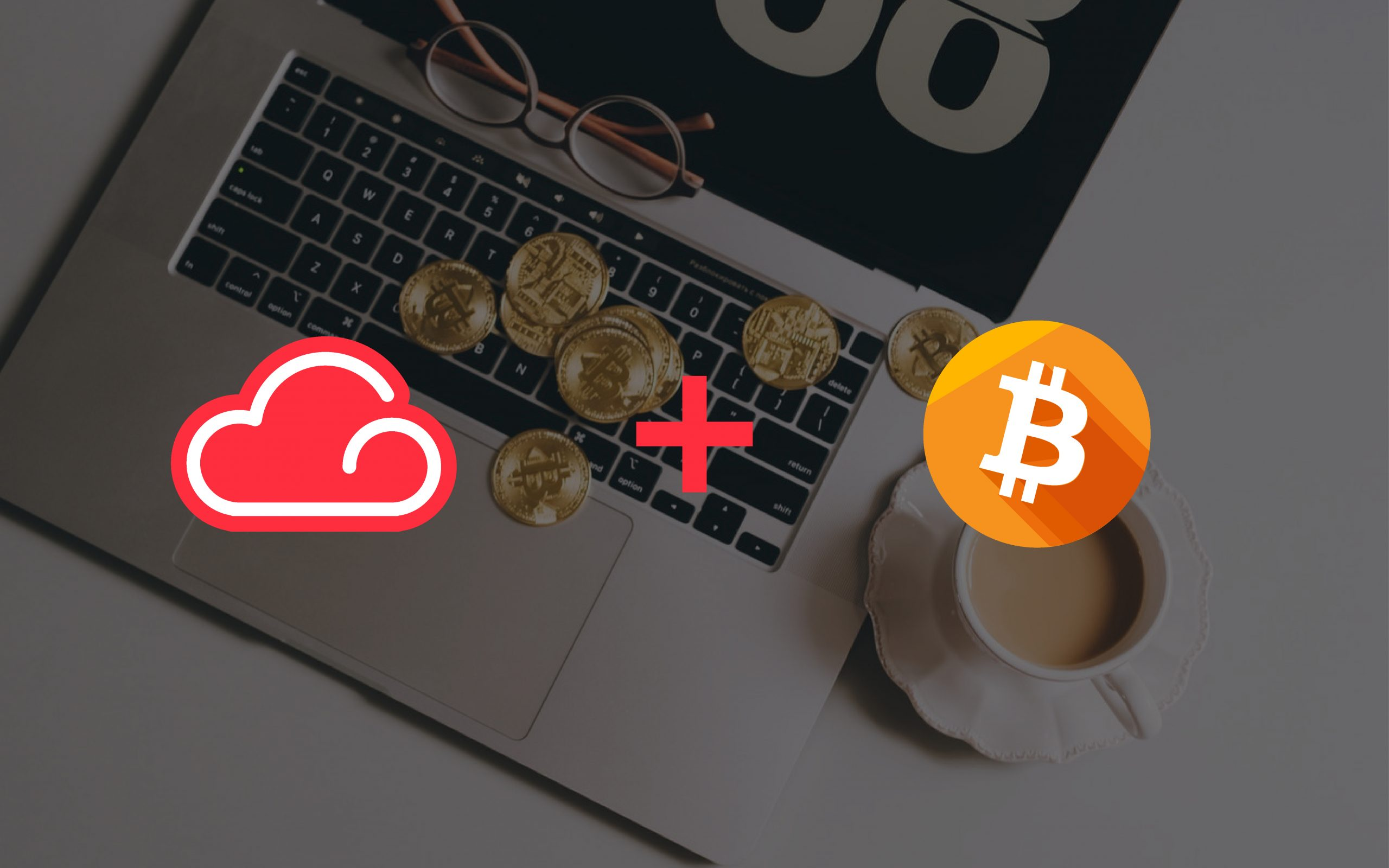 Bigala Cloud accepts cryptocurrency payments